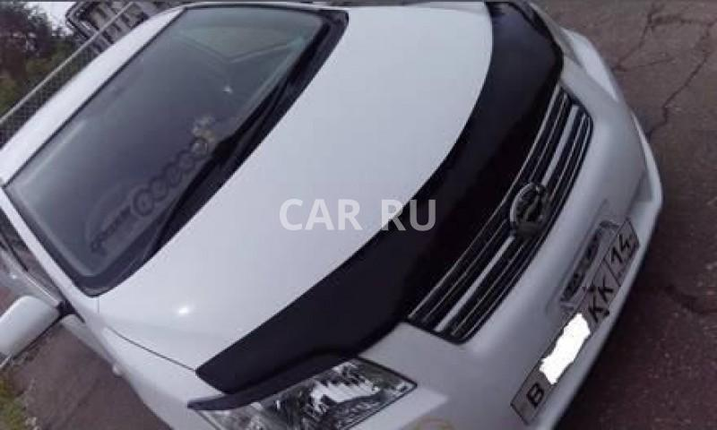 Toyota Corolla Axio, Алдан