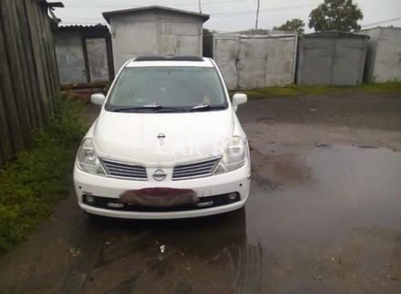 Nissan Tiida Latio, Архара