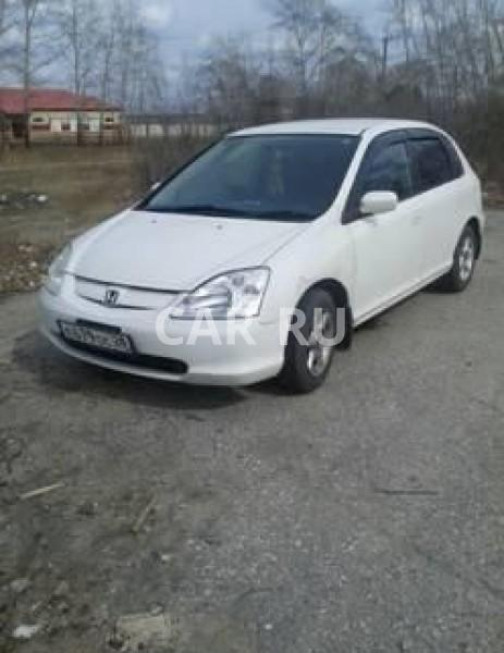 Honda Civic, Белогорск