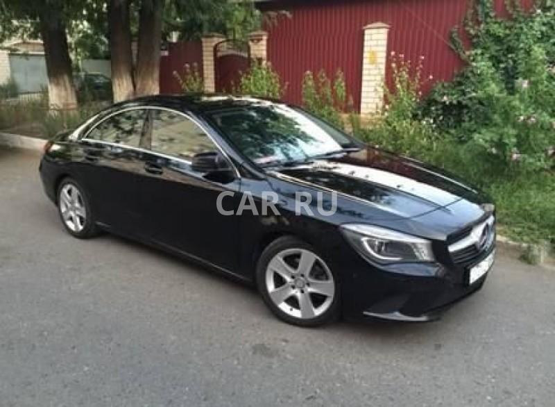 Mercedes CLA-Class, Анапа