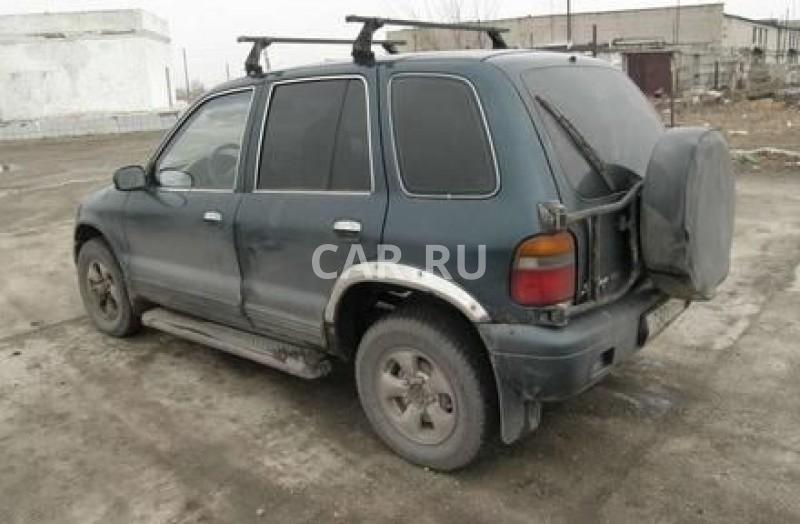 Kia Sportage, Барнаул