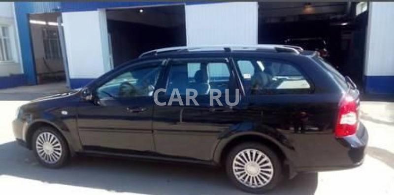 Chevrolet Lacetti, Барнаул