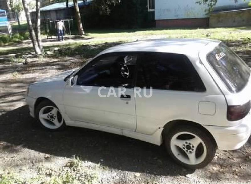 Toyota Starlet 1990 купить в Владивостоке, цена 70000 руб