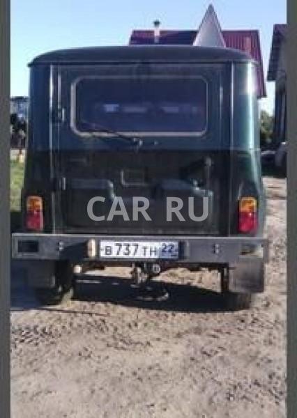 Уаз Hunter, Барнаул