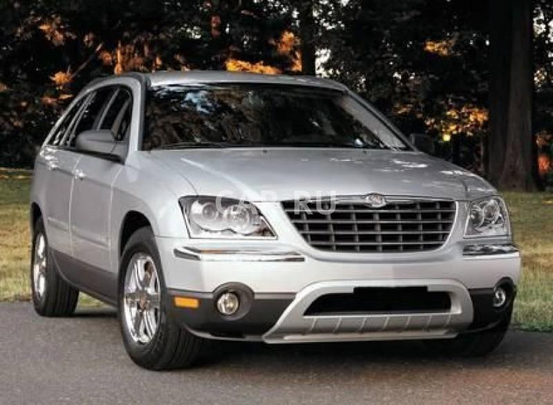 Chrysler Pacifica, Абакан