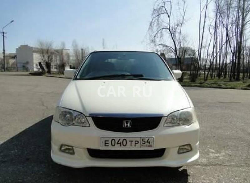 Honda Odyssey, Анжеро-Судженск