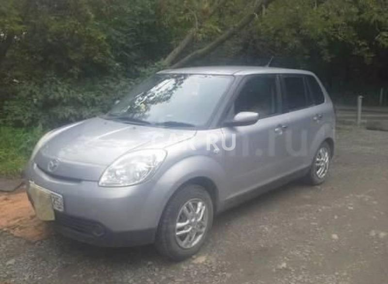 Mazda Verisa, Анапская