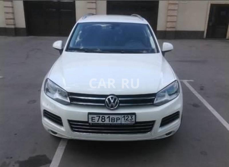 Volkswagen Touareg, Армавир