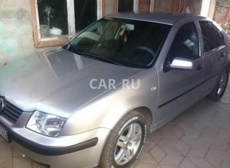 Volkswagen Bora, Апшеронск