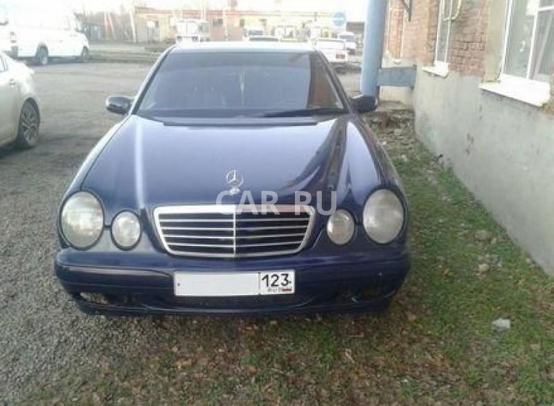 Mercedes E-Class, Белая Глина
