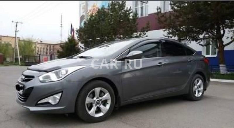 Hyundai i40, Абакан