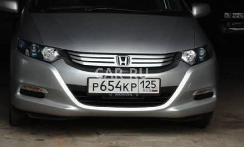 Honda Insight, Арсеньев
