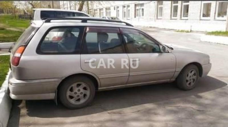 Nissan Wingroad, Ачинск