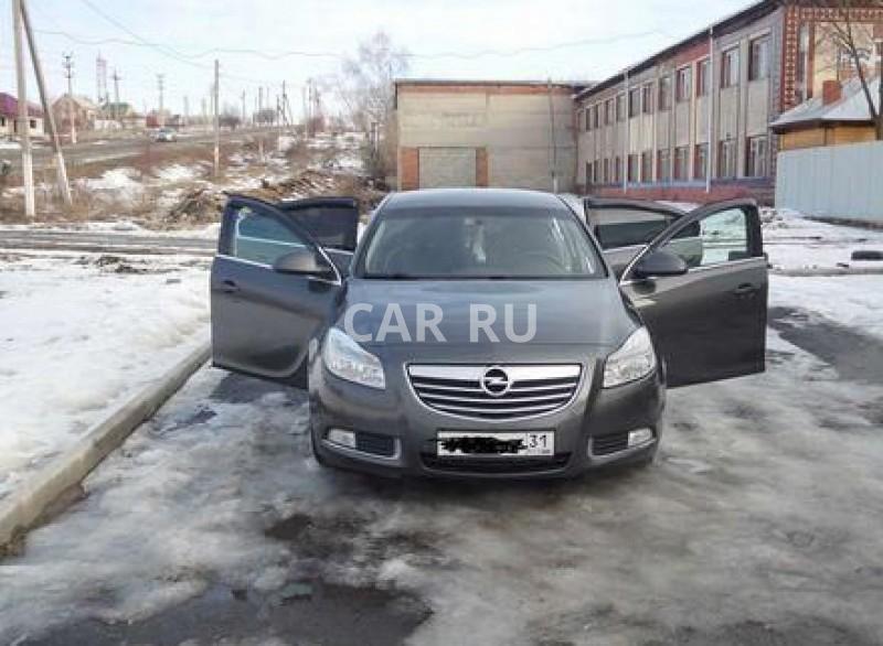 Opel Insignia, Белгород