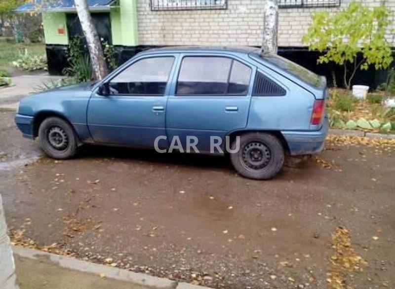 Opel Kadett, Ахтырский