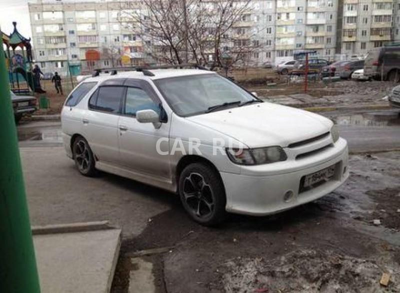 Nissan R'nessa, Ачинск