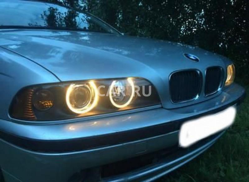 BMW 5-series, Алейск
