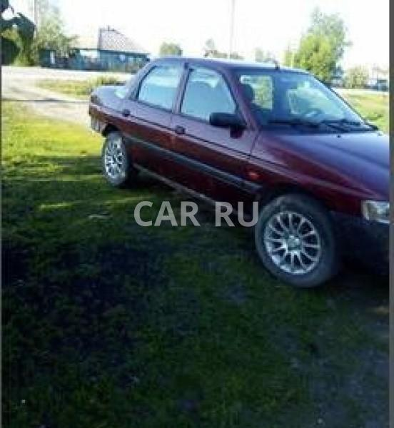 Ford Escort, Белово
