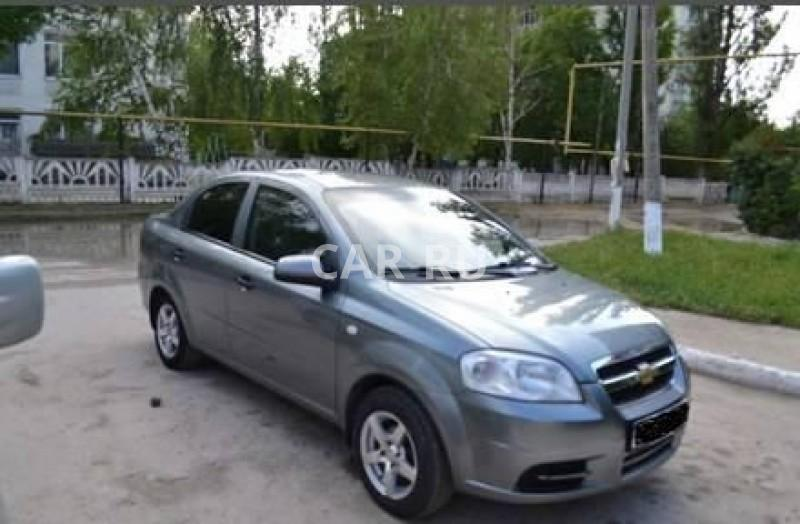 Chevrolet Aveo, Бахчисарай