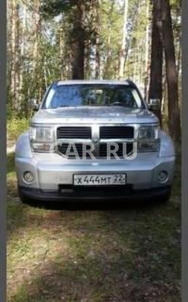 Dodge Nitro, Барнаул