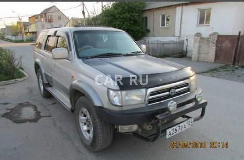 Toyota Hilux Surf, Ачинск