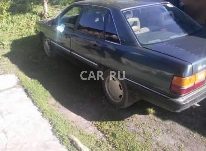 Audi 200, Алтайское