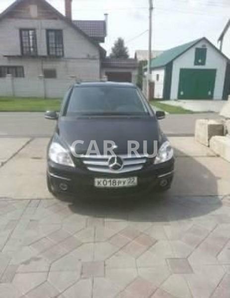 Mercedes B-Class, Барнаул