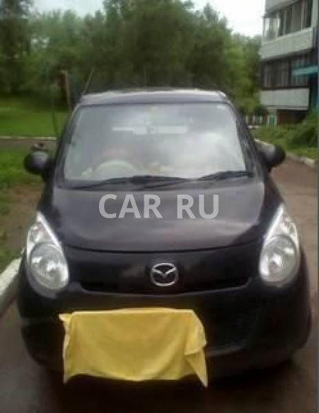 Mazda Carol, Арсеньев