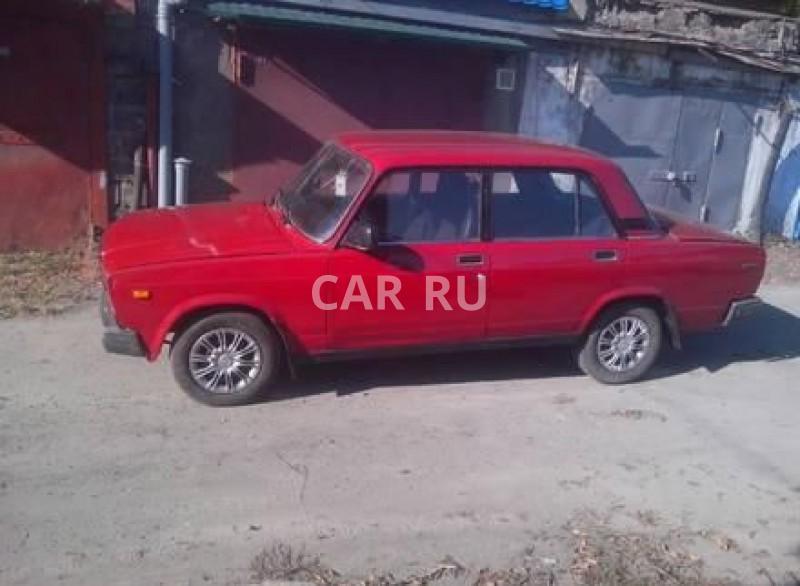 Лада 2107, Ангарск