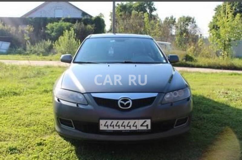 Mazda 6, Александров