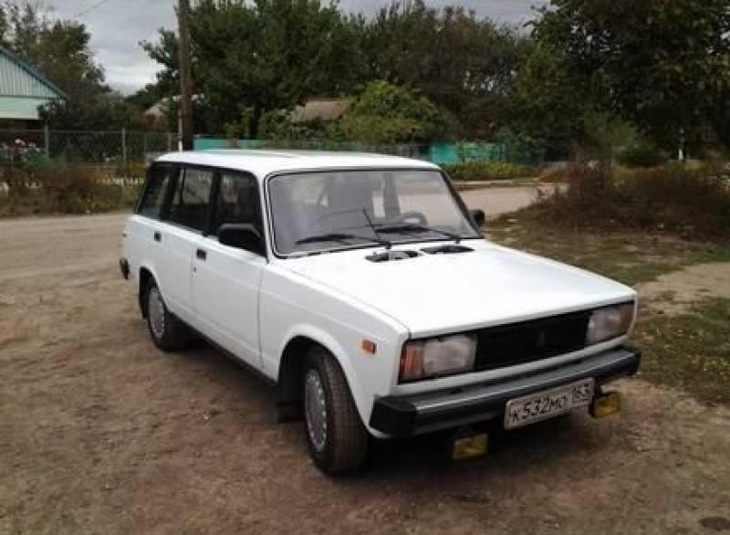 Лада 2104, Азовское