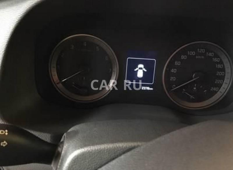 Hyundai Tucson, Бахчисарай