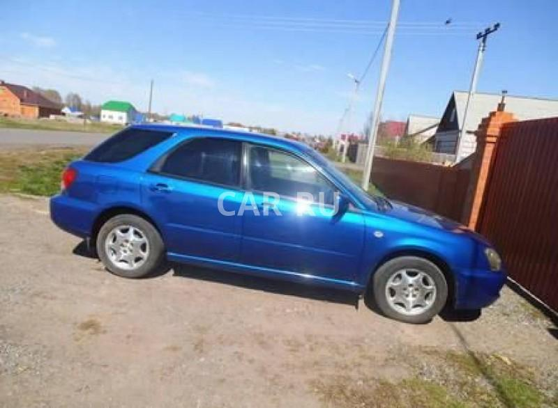Subaru Impreza, Абатское