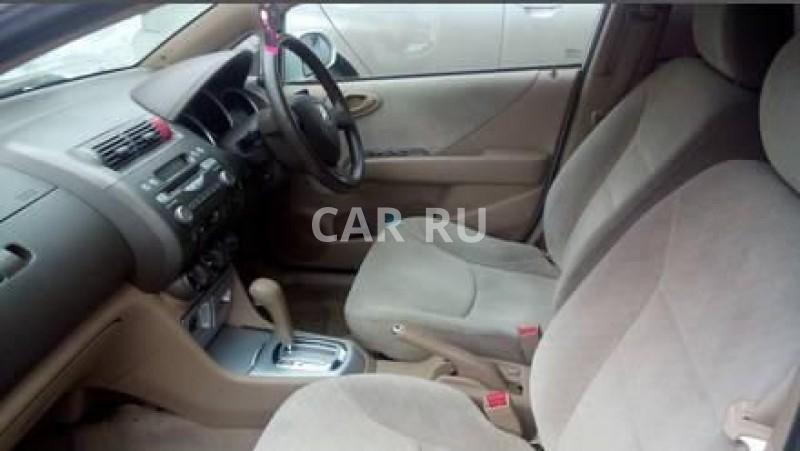 Honda Fit Aria, Барнаул