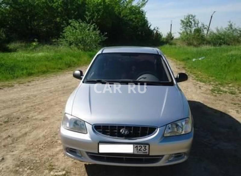 Hyundai Accent, Ахтырский
