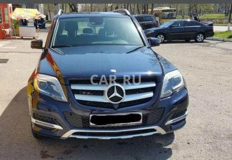 Mercedes GLK-Class, Артём