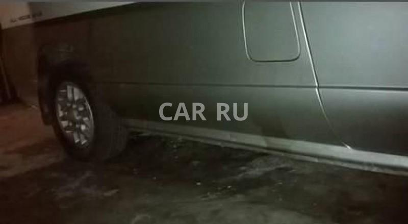 Nissan Elgrand, Барнаул