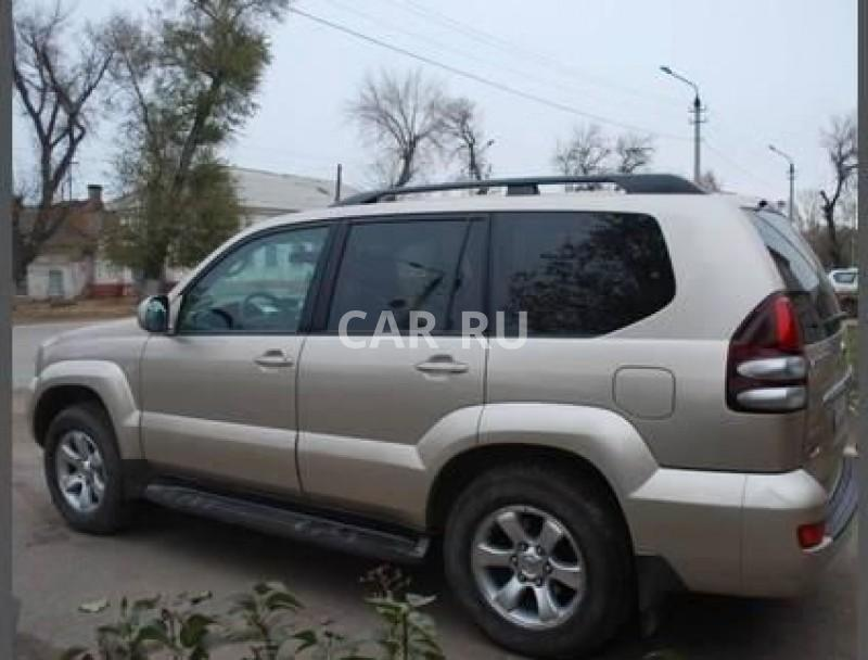 Toyota Land Cruiser Prado, Балаково