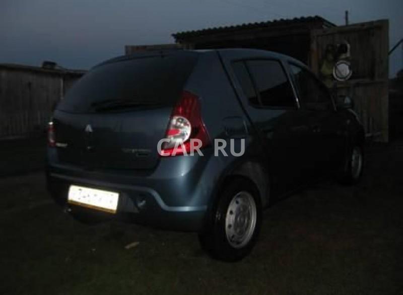 Renault Sandero, Алейск