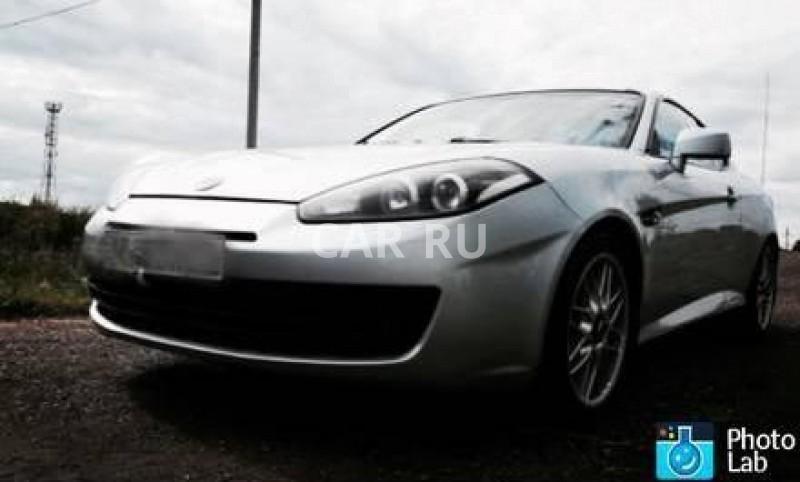 Hyundai Coupe, Астрахань