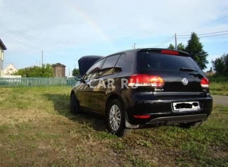 Volkswagen Golf, Ачинск