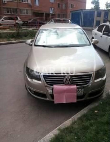 Volkswagen Passat, Азов