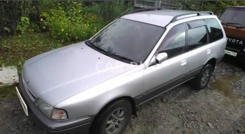 Nissan Wingroad, Анучино