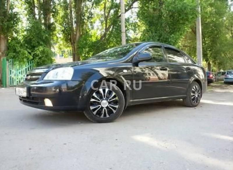 Chevrolet Lacetti, Балаково
