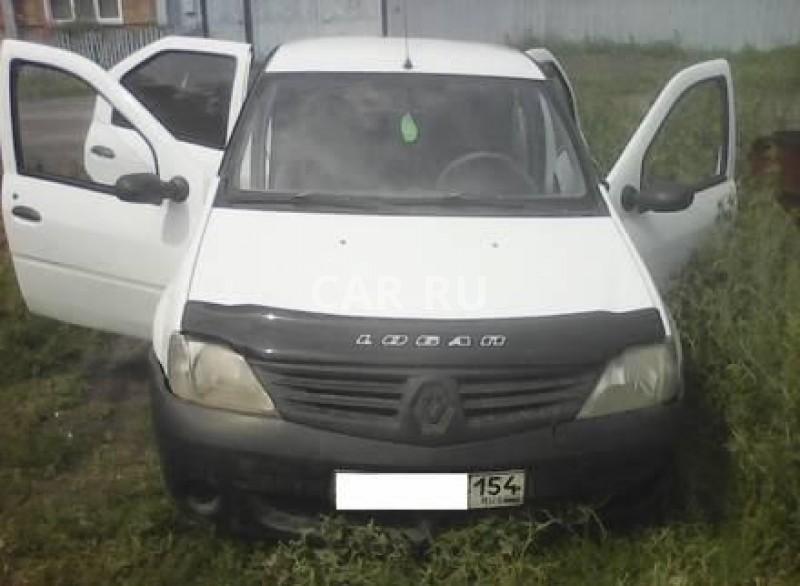 Renault Logan, Барабинск