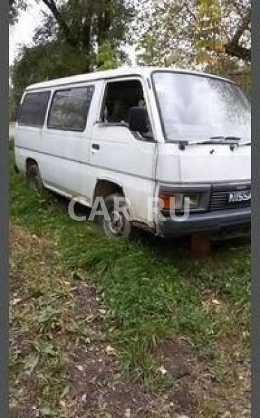 Nissan Homy, Арсеньев