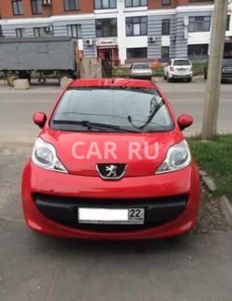 Peugeot 107, Барнаул