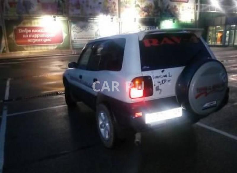 Toyota RAV4, Арсеньев