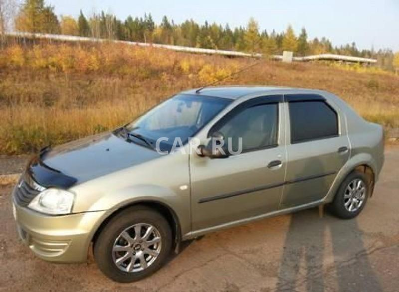 Renault Logan, Братск
