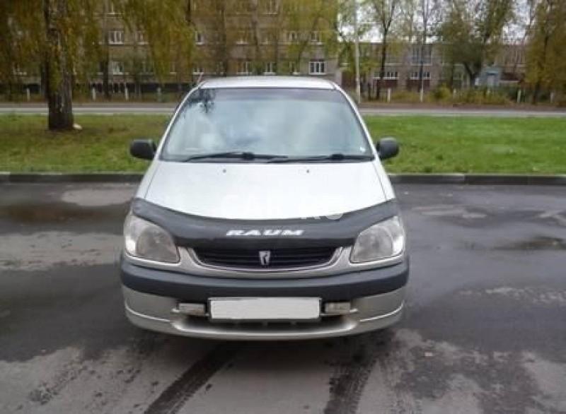 Toyota Raum, Барнаул